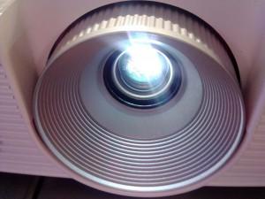 Beamerlampe mit 3200 Ansi Lumen